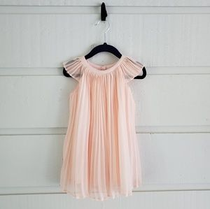 EUC Baby Gap Pleated Shimmer Dress 2 Years